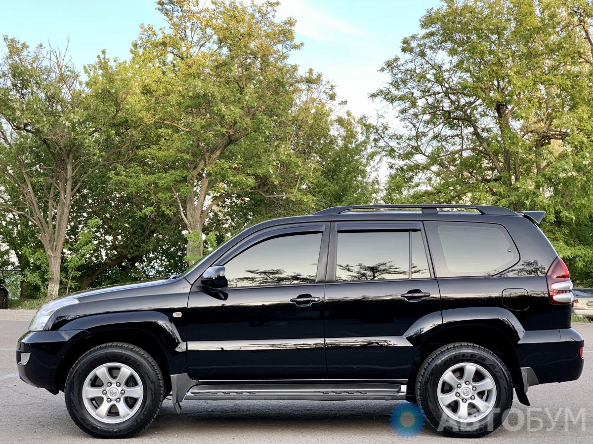 Авто Toyota Land Cruiser Prado Дизель фото 2