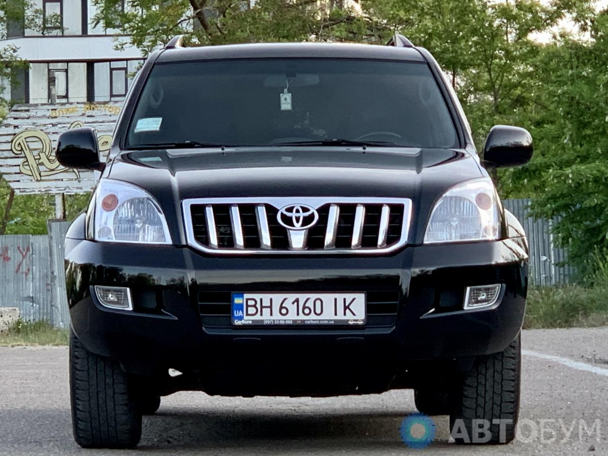 Авто Toyota Land Cruiser Prado кпп Автомат фото 3