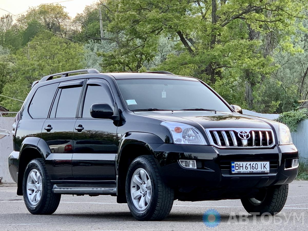 Авто Toyota Land Cruiser Prado 2008 года фото 4