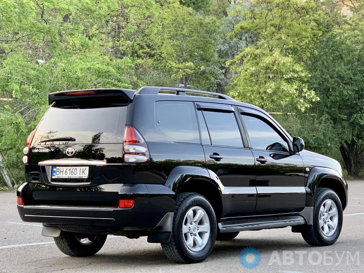 Авто Toyota Land Cruiser Prado 2008 года фото 6