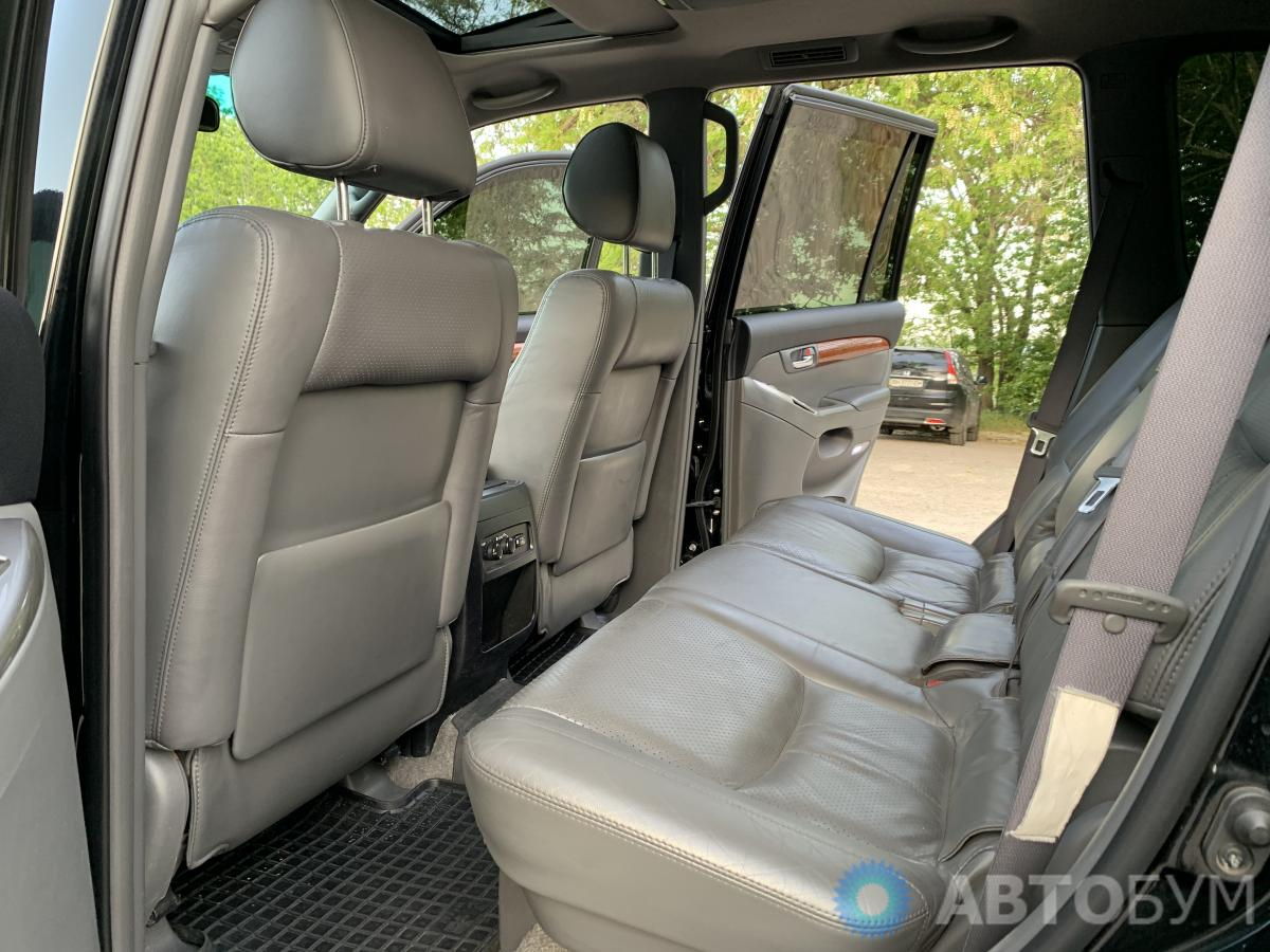 Авто Toyota Land Cruiser Prado 2008 года фото 14