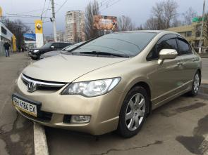 Авто Honda Civic 2008 года - фото