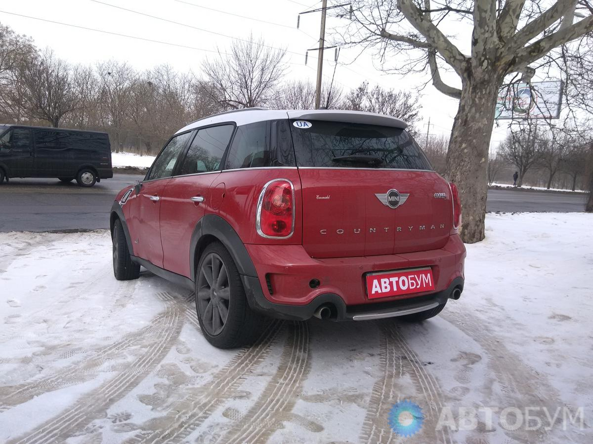 Авто Mini Countryman 2013 года фото 5