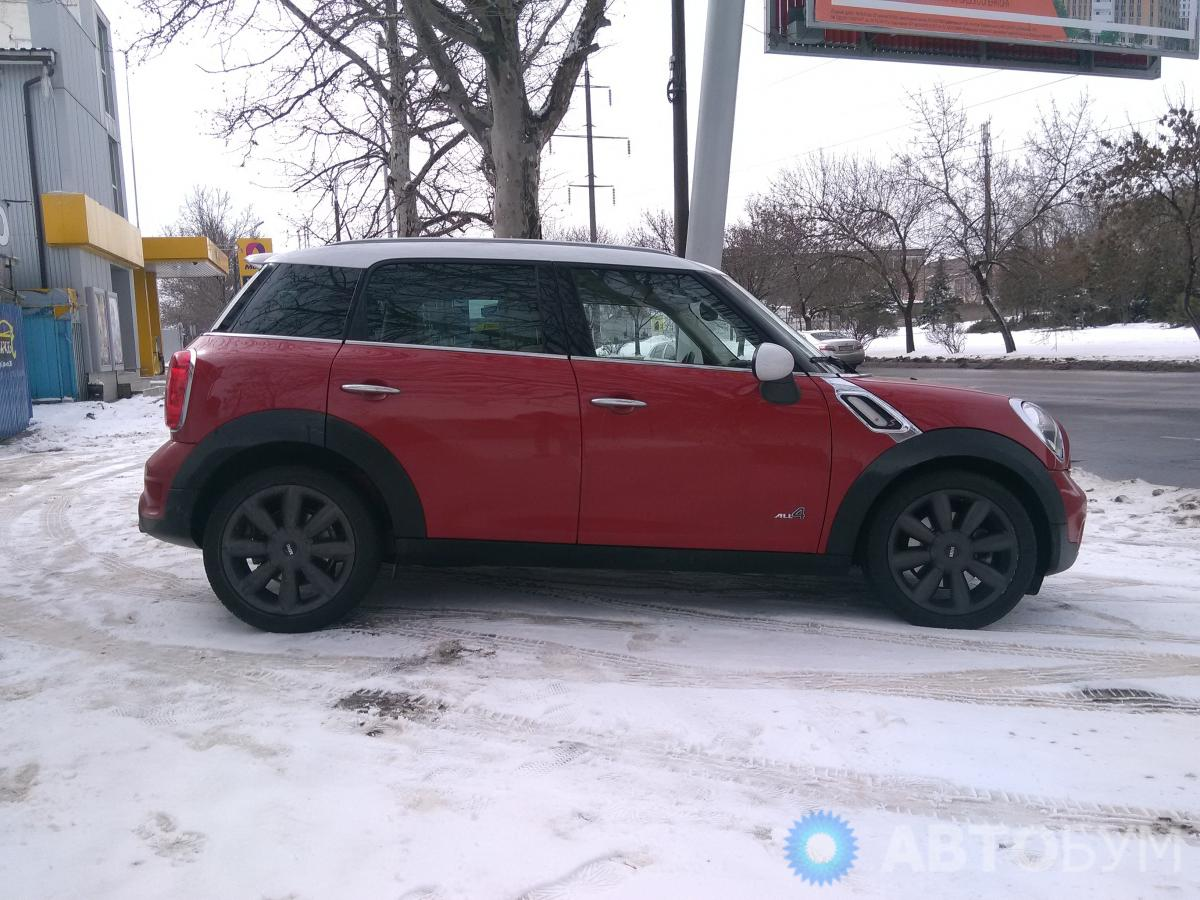 Авто Mini Countryman 2013 года фото 7