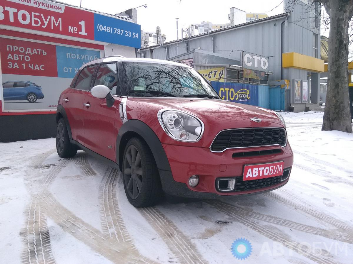 Авто Mini Countryman 2013 года фото 8