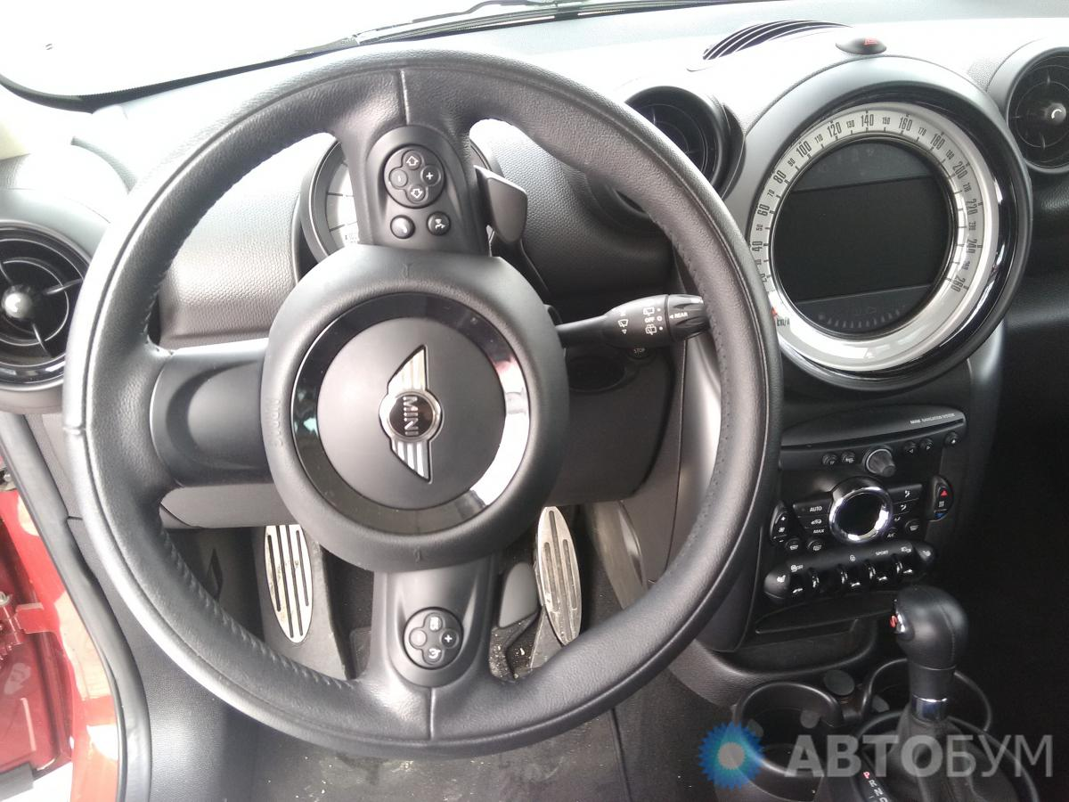 Авто Mini Countryman 2013 года фото 12