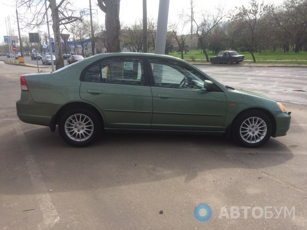 Авто Honda Civic 2003 года фото 5