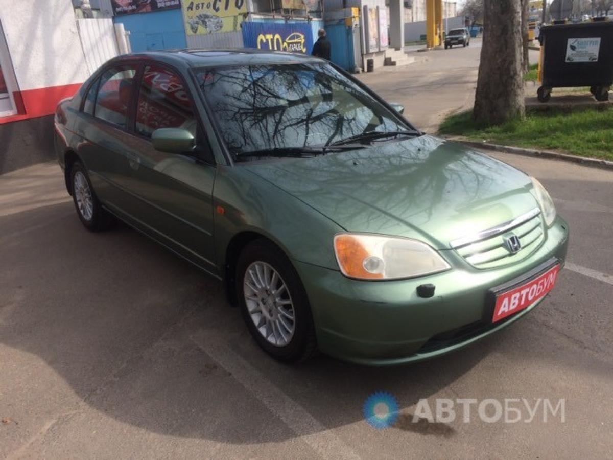 Авто Honda Civic 2003 года фото 6