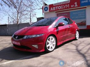 Авто Honda Civic 2007 года - фото