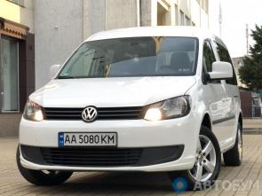 Авто Volkswagen Caddy 2012 года - фото