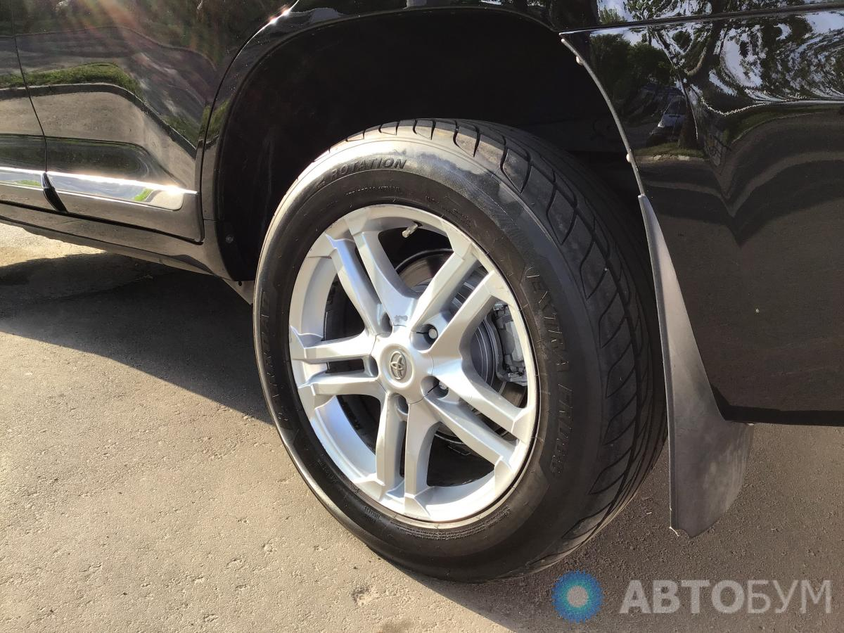 Авто Toyota Land Cruiser 2008 года фото 4