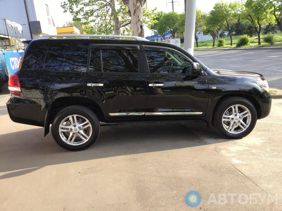 Авто Toyota Land Cruiser 2008 года фото 5