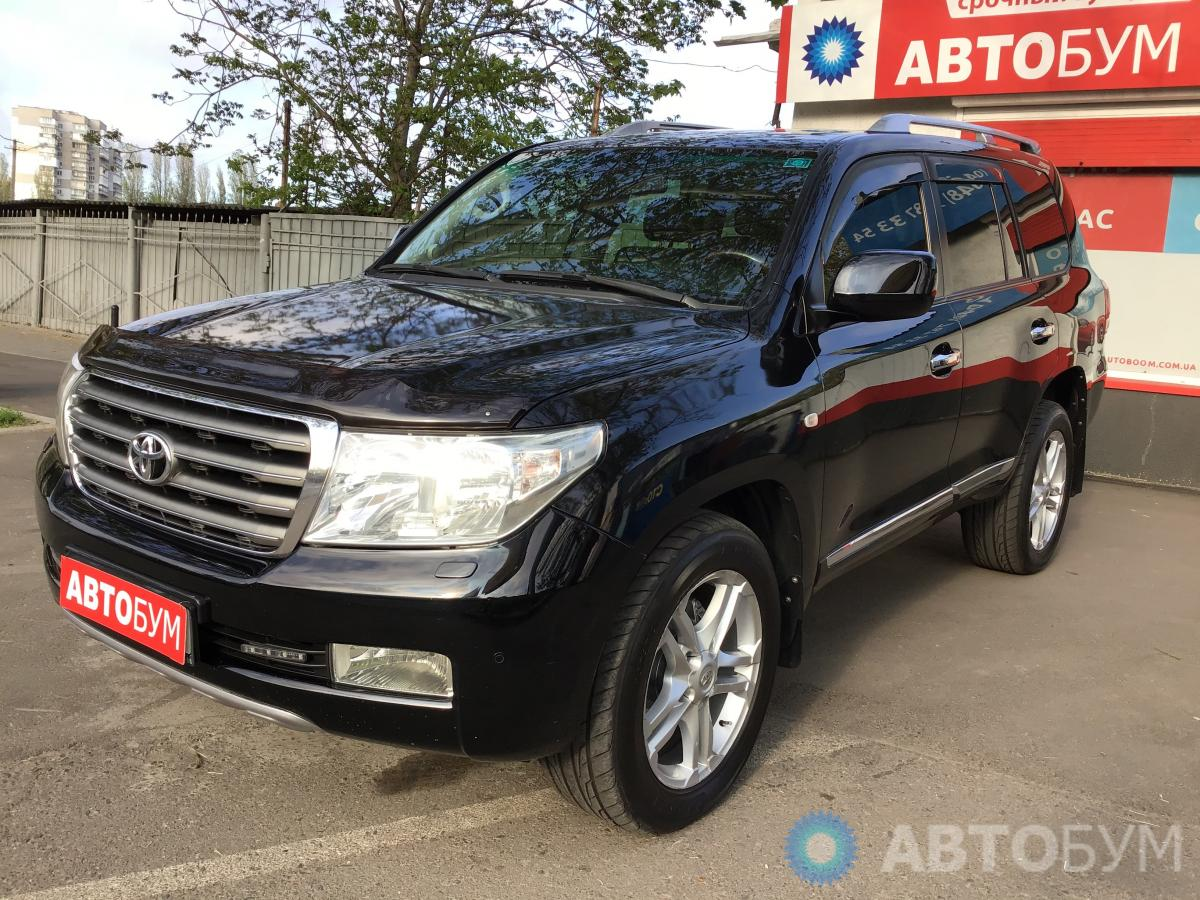 Авто Toyota Land Cruiser 2008 года фото 8