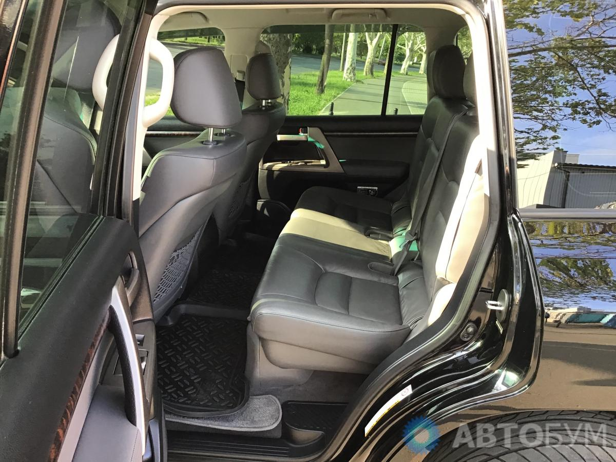 Авто Toyota Land Cruiser 2008 года фото 10