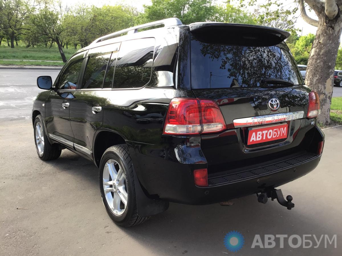 Авто Toyota Land Cruiser 2008 года фото 12