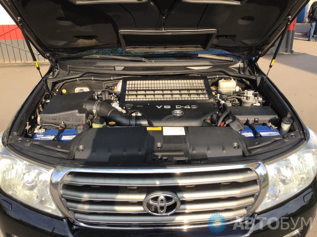 Авто Toyota Land Cruiser 2008 года фото 13