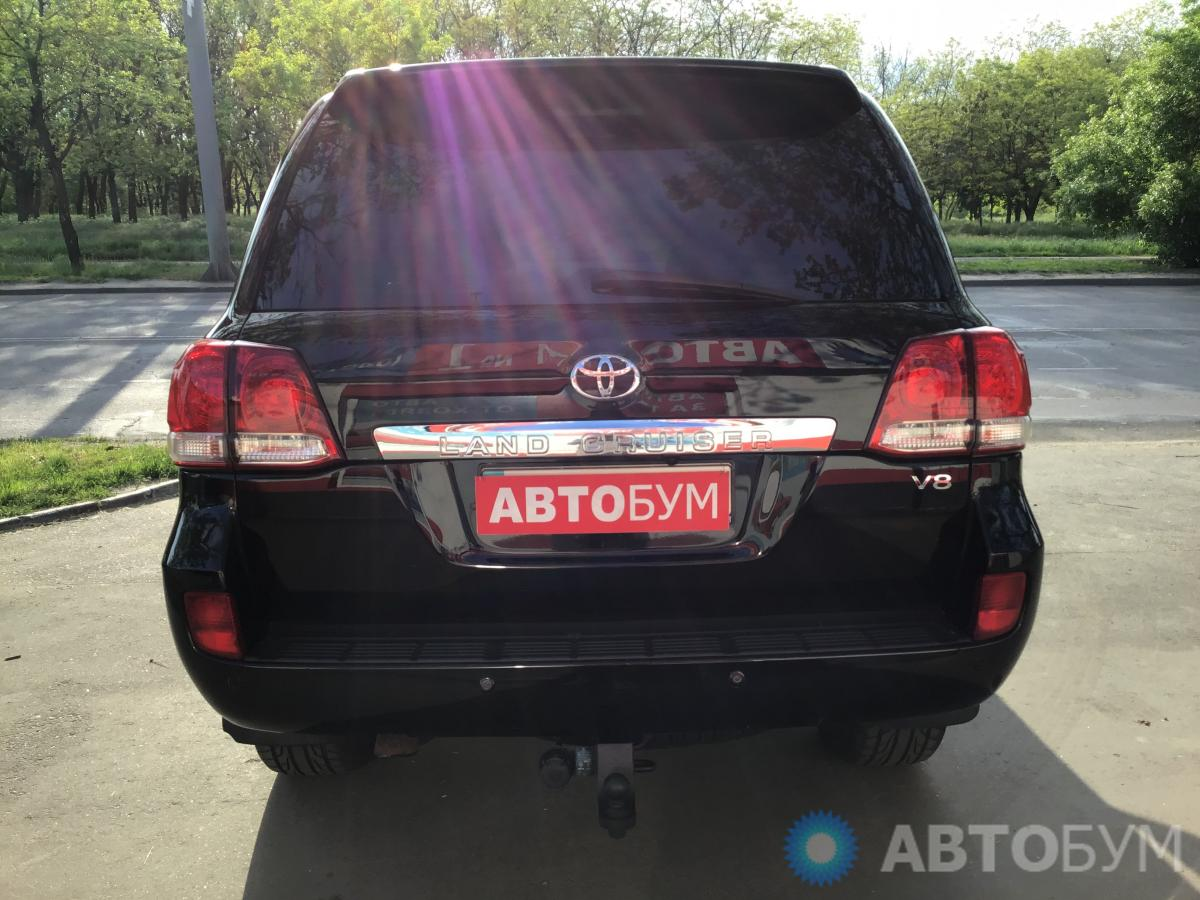 Авто Toyota Land Cruiser 2008 года фото 14