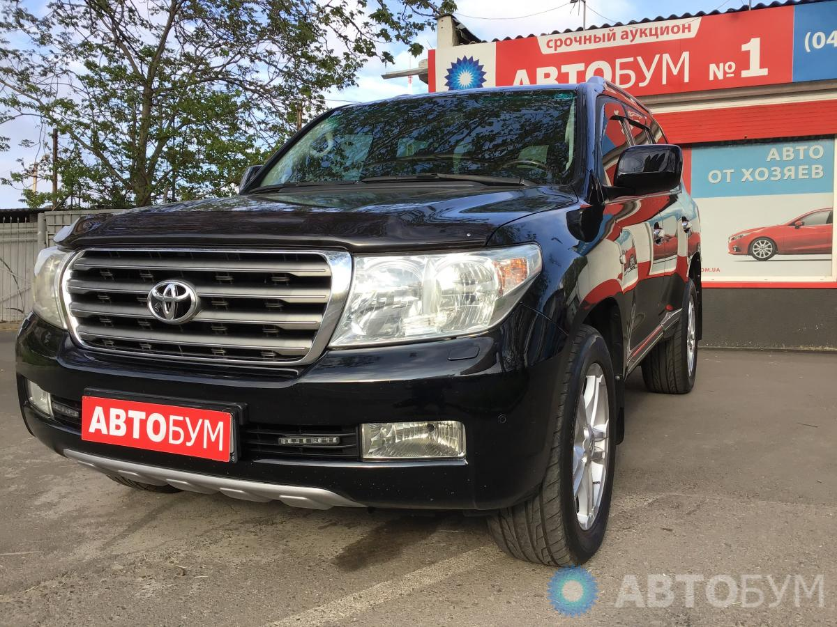Авто Toyota Land Cruiser 2008 года фото 15