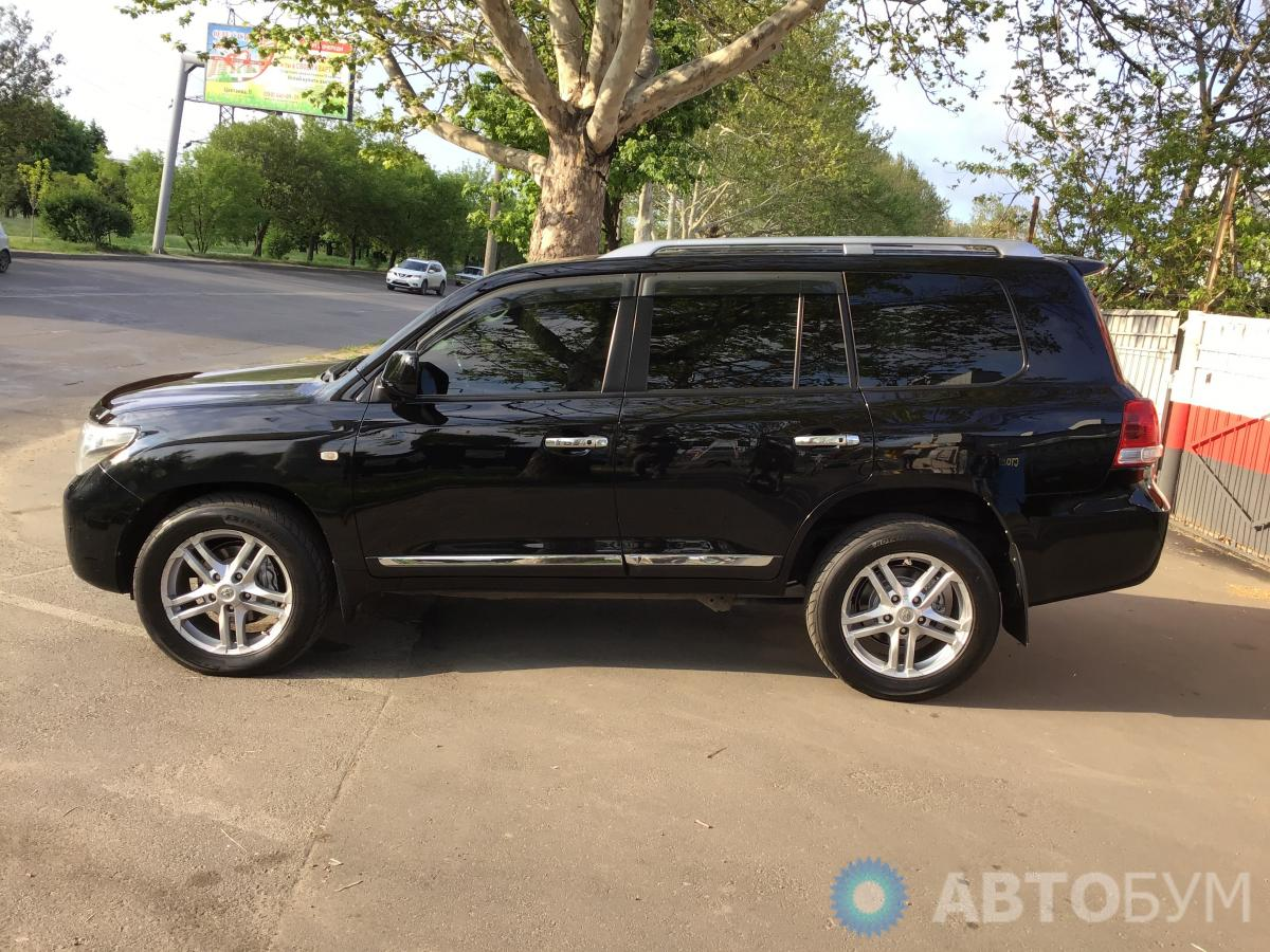 Авто Toyota Land Cruiser 2008 года фото 19