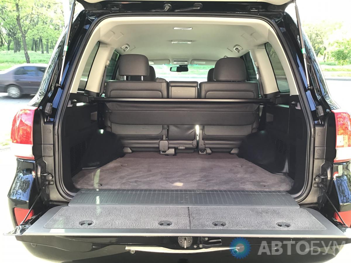 Авто Toyota Land Cruiser 2008 года фото 21