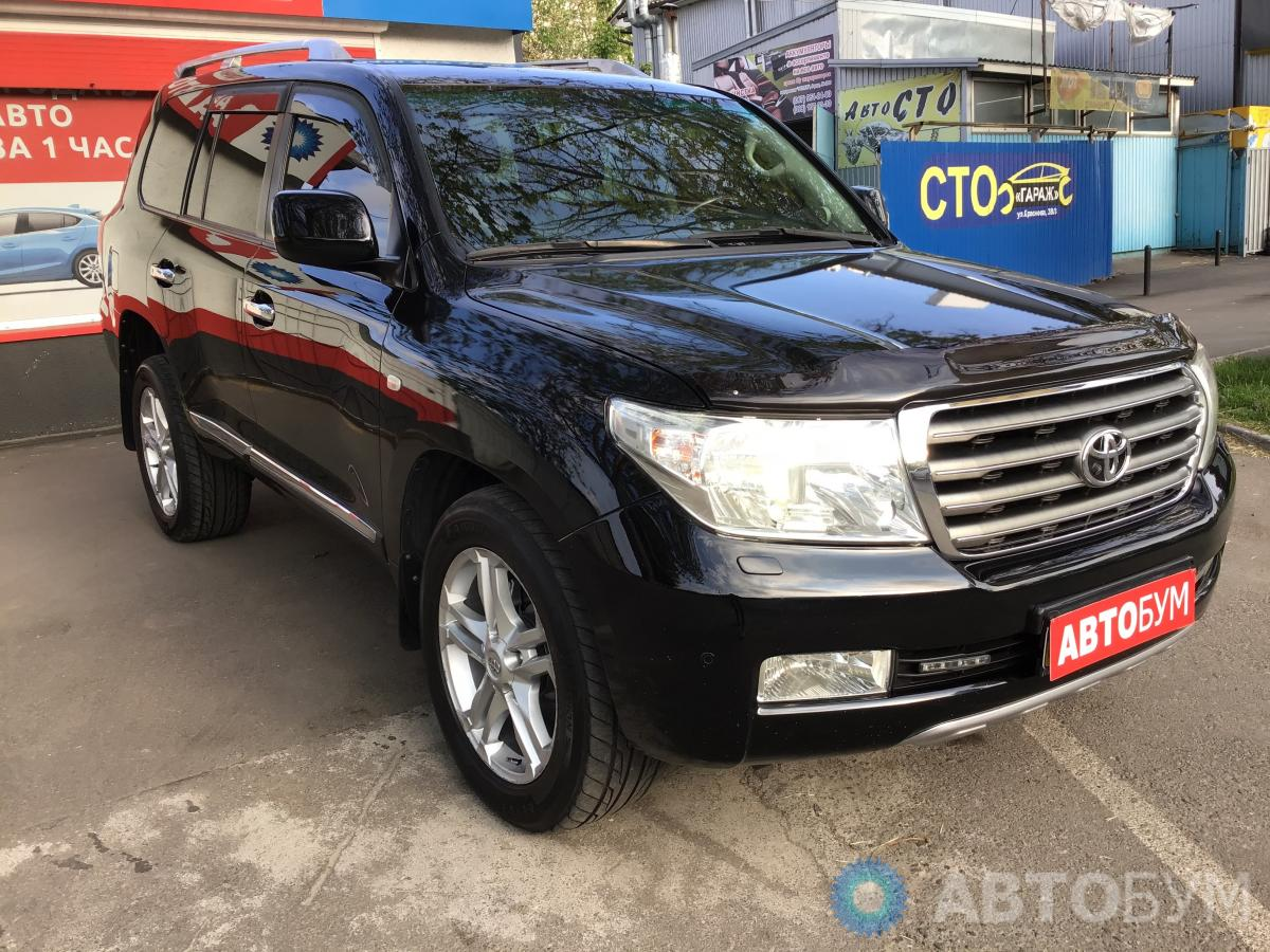 Авто Toyota Land Cruiser 2008 года фото 22