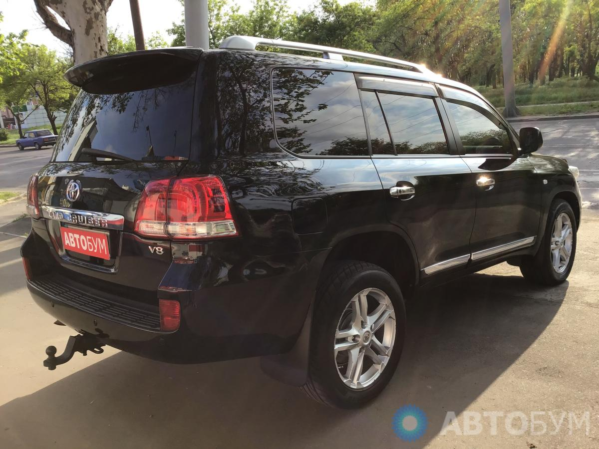Авто Toyota Land Cruiser 2008 года фото 24